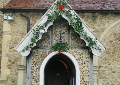 St Mary Virgin Church North Shoebury Christmas 2018 1