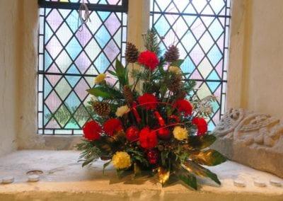 St Mary Virgin Church North Shoebury Christmas 2018 3