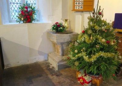 St Mary Virgin Church North Shoebury Christmas 2018 4