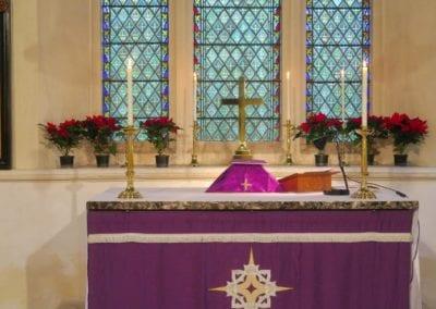 St Mary Virgin Church North Shoebury Christmas 2018 5