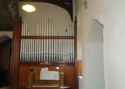 St Mary Virgin Church North Shoebury Springtime 2019 12