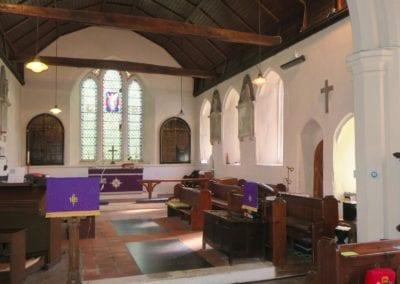 St Mary Virgin Church North Shoebury Springtime 2019 13