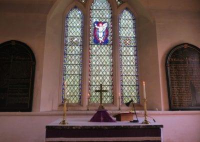 St Mary Virgin Church North Shoebury Springtime 2019 14