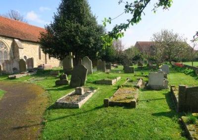 St Mary Virgin Church North Shoebury Springtime 2019 4