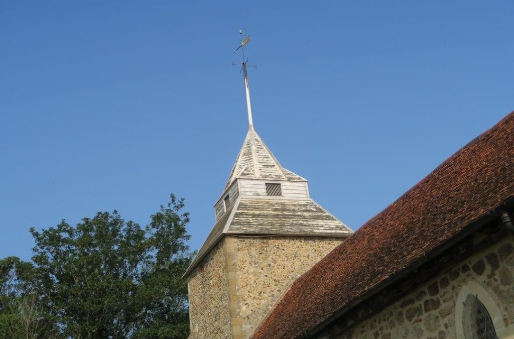Work Begins to Repair St Mary's Spire